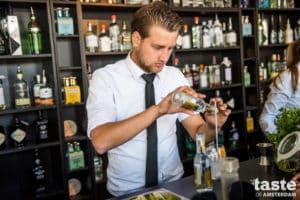 Gin Tonic Proeverij Amsterdam