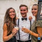 Orochata Launch Party Cocktailshaker inhuren