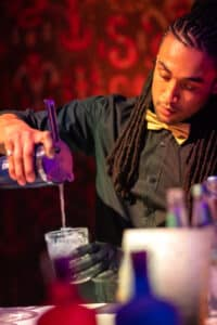 Cocktailworkshop voor 4 personen