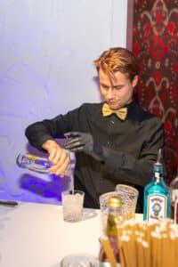 Cocktailworkshop voor 6 personen
